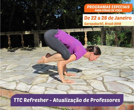 TTC Refresher - Atualização de Professores