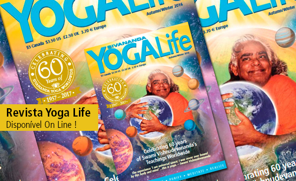 Sivananda Yoga Life > New!