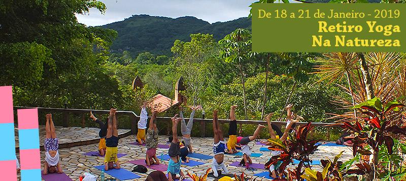Retiro Yoga en la Naturaleza